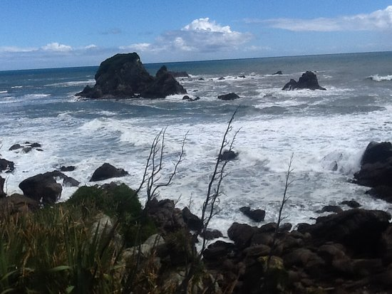 Westport, New Zealand: Views from the lookout