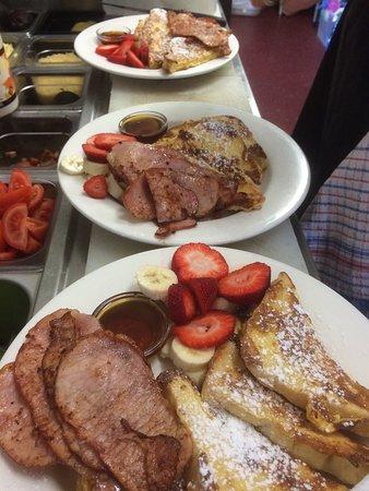 Queanbeyan, Australien: French toast