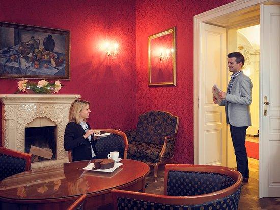 Mercure Josefshof Wien am Rathaus: Guest Room