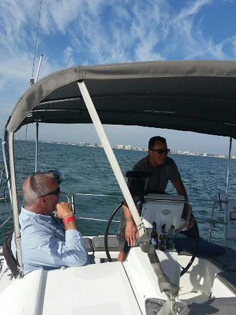 Discover sailing charters treasure island 2018 all you for Treasure island fishing charters