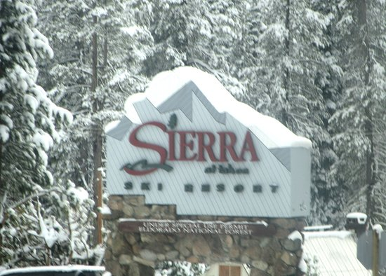 Twin Bridges, Californie : Sierra at Tahoe Ski Resort, CA