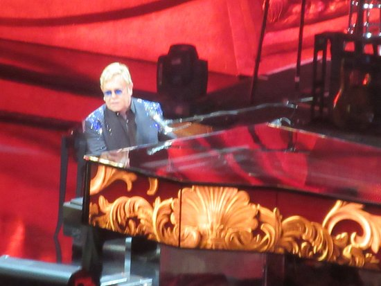 elton john las vegas reviews