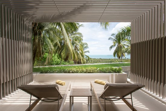 Mantra Samui Resort: Love Garden View Room Balcony