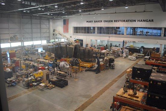 Chantilly, VA: Restoration area