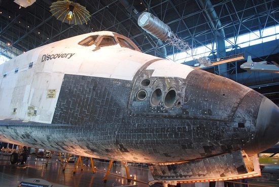 Chantilly, VA: Space Shuttle