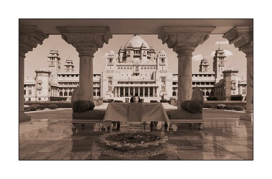 Umaid Bhawan Palace Jodhpur: Miscellaneous