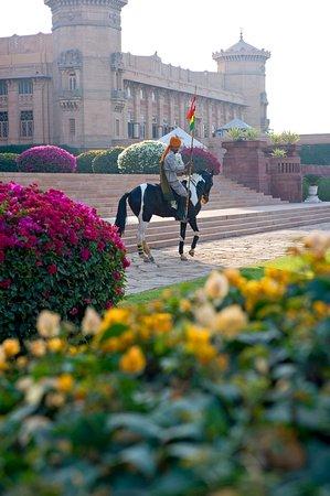 Umaid Bhawan Palace Jodhpur: Exterior Shot