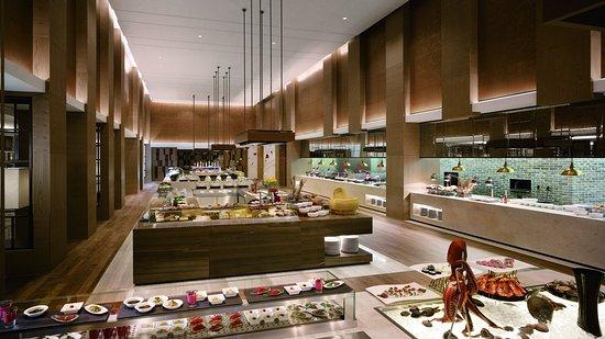 Grand InterContinental Seoul Parnas: Grand Kitchen