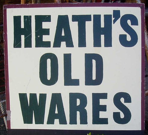 Heaths Old Wares, Collectables & Industrial Antiques 19-21 Broadway Burringbar NSW 2483