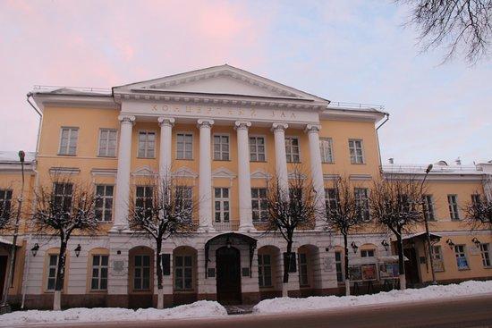 S. Konenkov's Sculpture Museum