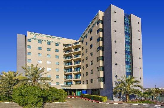 โรงแรมอาราเบียนปาร์ค: Arabian Park hotel Facade