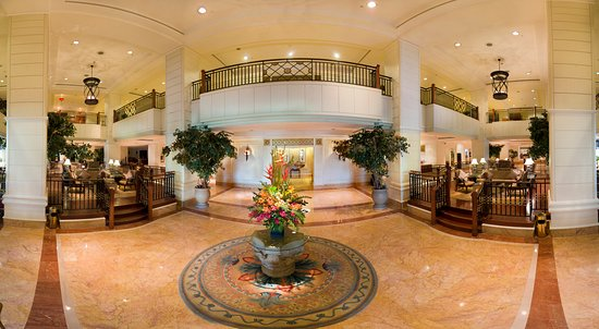 InterContinental Phnom Penh - Hotel Lobby