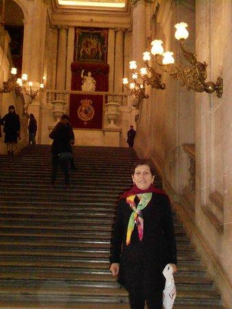 Comunidad de Madrid, España: PALACIO REAL