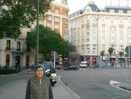 Comunidad de Madrid, España: PLAZA NEPTUNO