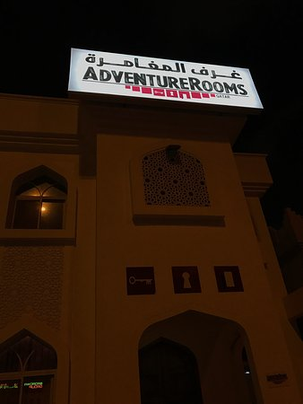 Adventure Rooms Qatar
