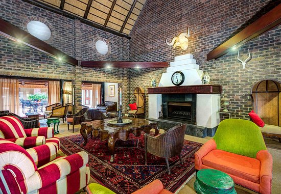 Protea Hotel by Marriott Hazyview: Lobby Lounge