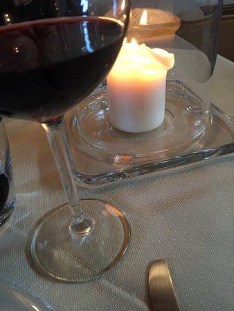 San Giovanni d'Asso, Włochy: La Locanda del Castello Restaurant