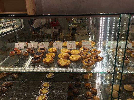 Central Melaka District, Malesia: Handmade Bakery Cafe