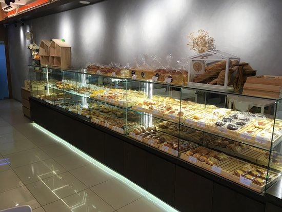 Central Melaka District, Malaisie : Handmade Bakery Cafe