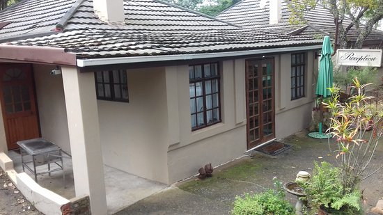 Eshowe, South Africa: The 'Cottage' - not recommended