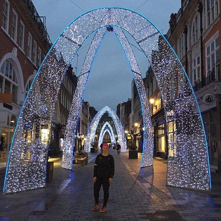 See London S Christmas Lights On Our Love Festive Run