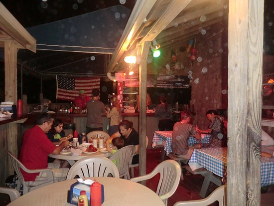Wellfleet, MA: Speiseraum