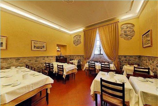 Hotel Alessandra: Breakfastroom