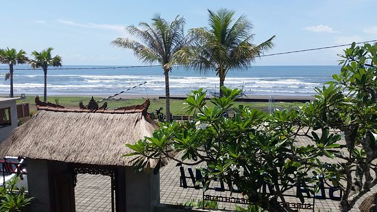 Jembrana, Indonesia: View from Resturant