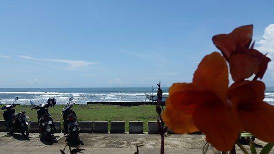 Jembrana, Indonezja: View from Car Park