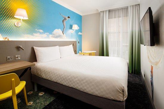 Ibis Styles Manchester Portland Street Hotel Reviews