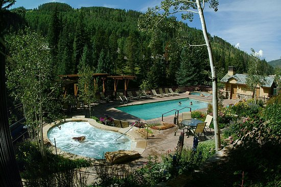 Antlers at Vail: Pool Web Rez