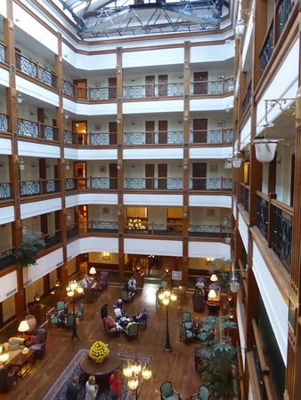 西馬爾奧博羅伊塞西爾酒店照片