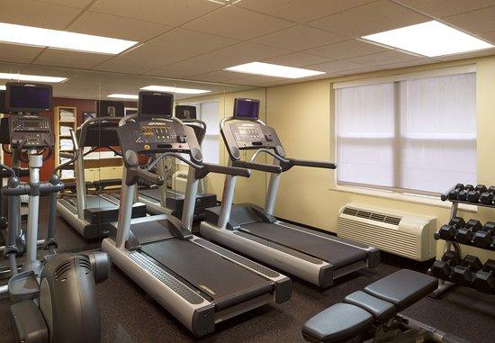 Jacksonville, NC: Fitness Center