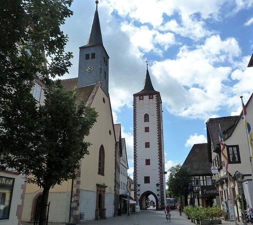 Oberes Tor, Karlstadt