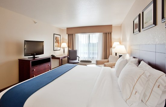 Exmore, VA: All our rooms feature 32 inches flat screen TVs