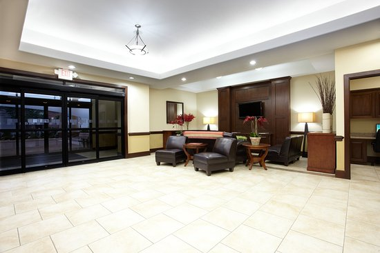Deer Park, TX: Hotel Lobby