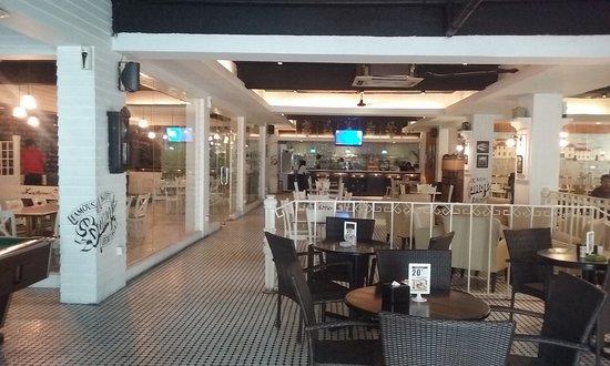 Desain Taman Kota  bangi kopitiam taman fatahillah jakarta restaurant