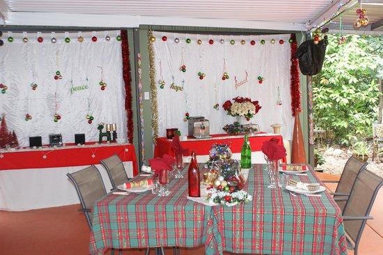 Ravenshoe, Australia: Christmas Day