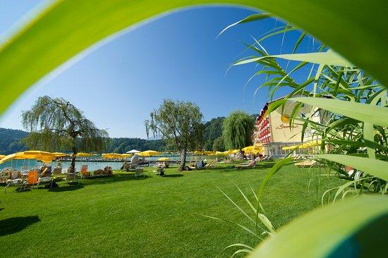 Sankt Kanzian, Austria: Sonne Seebad