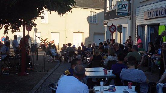 Missillac, Frankrijk: Soirée concert