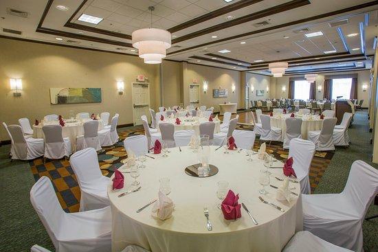 Hilton Garden Inn Dulles North: Banquet Room