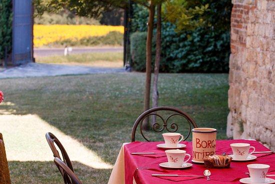 Ginestra Fiorentina, Italy: Breakfast