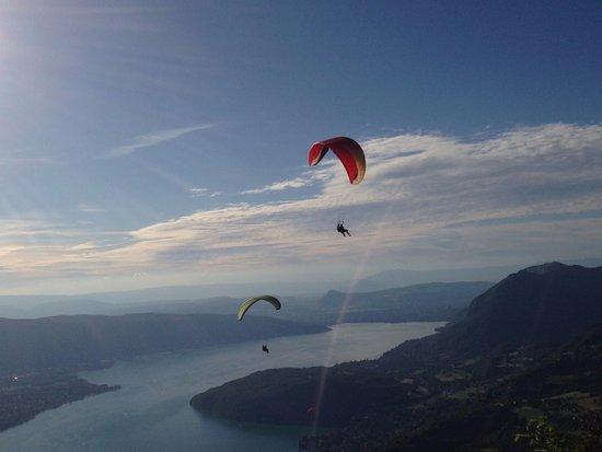Lathuile, France: Altitude