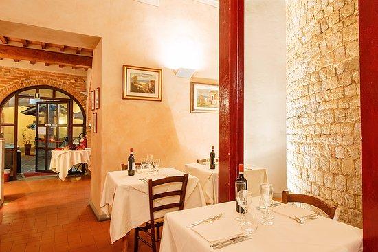 Ginestra Fiorentina, Italy: Restaurant