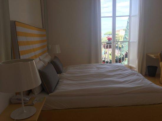 Palazzo Jannuzzi Relais: Particolare camera da letto
