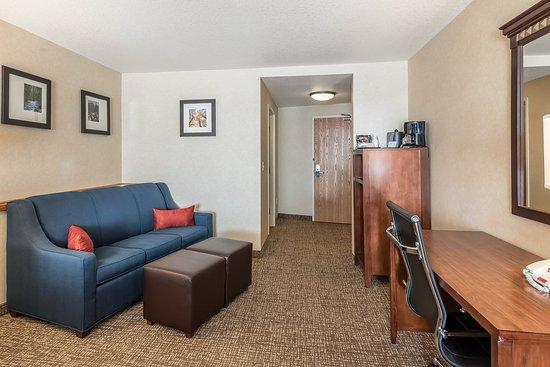 Firestone, Колорадо: Queen suite