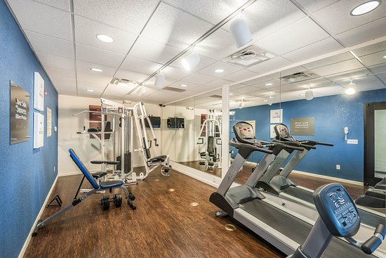 Firestone, CO: Fitness center