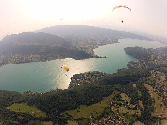 Lathuile, Γαλλία: altitude