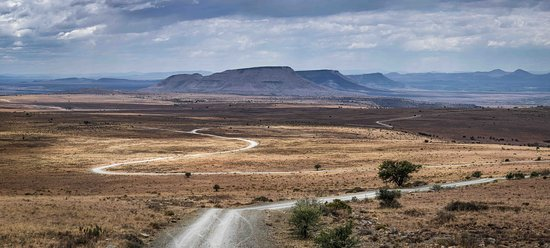 Cradock, Zuid-Afrika: View from the road (Photo by Drive South Africa #TrekSouthAfrica)