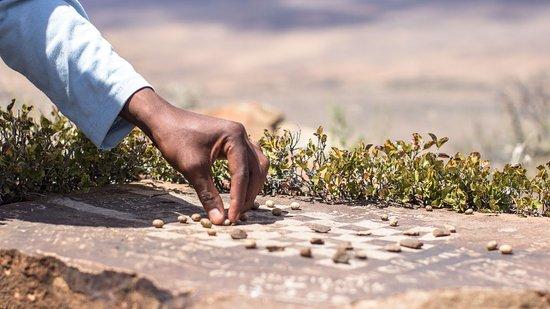 Cradock, Afrika Selatan: Salpterkop Hike chessboard (Photo by Drive South Africa #TrekSouthAfrica)